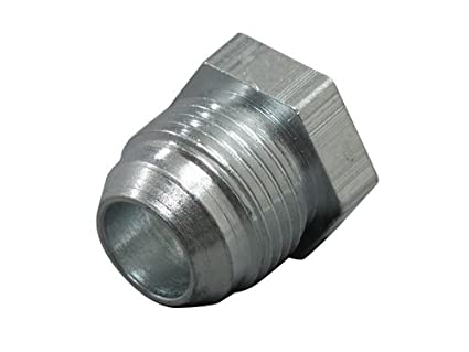 Aluminum 10an An-10 An10 Male Mild Steel Weld On Fitting Bung Fast Color Boat Parts & Accessories