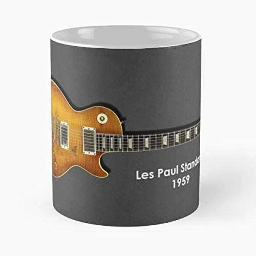 Les Paul Standard 1959 Gibson - Ceramic Novelty Cup Best Gift For Father Day
