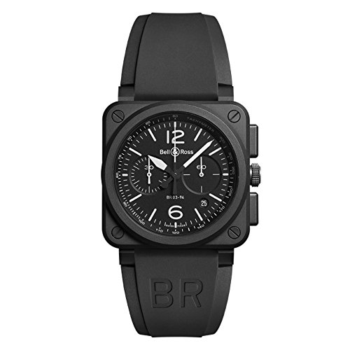 Bell-Ross-Aviation-Automatic-Chronograph-Mens-Watch-BR0394-BL-CE