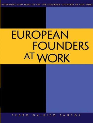 Download European Founders at Work PDF