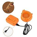 T-Rex Originals Fan Costume and Battery Pack Replacement - Orange Air Pump
