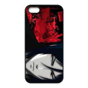 Black Butler iPhone 4 4s Cell Phone Case Black Exquisite gift (SA_557866)