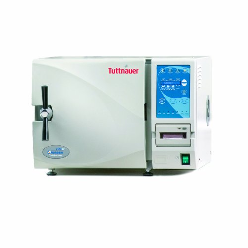 Heidolph Tuttnauer 3545Ep Autoclave Sterilizer Electronic...