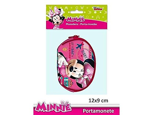 Disney Portefeuille 8,5x12x2 cms. Minnie, AST0760