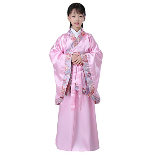 Ez-sofei Girls  Ancient Chinese Traditional Hanfu Dress Han Dynasty Cosplay  Costume 0ee739d72