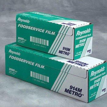 (RFP916M - Metro Light-Duty PVC Film Roll w/Cutter Box)