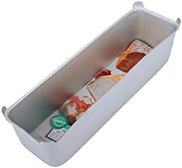 Wilton Aluminum 16 by 4 by 4-Inch Long Loaf Pan