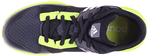 adidas Originals Men's ZG Bounce Cross-Trainer Shoe Dark Grey/White/Semi Solar Slime browse clearance shop offer sale Manchester 3s3icBfo