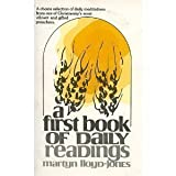 First Book of Daily Readings, D. Martyn Lloyd-Jones, 0802813542