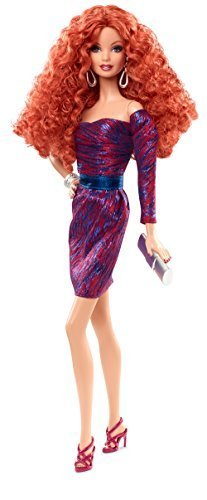 Barbie Collector # CJF50 Barbie Look City Shine by Mattel City Collector