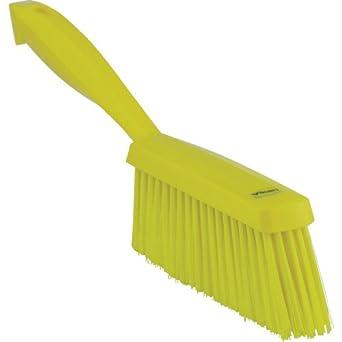 14 Polyester Soft Bristle Purple Polypropylene Vikan 45878 Bench Brush