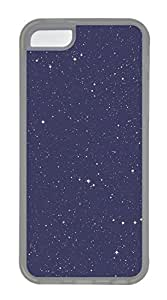 iPhone 5C Cases & Covers - Starfield TPU Custom Soft Case Cover Protector for iPhone 5C - Transparent