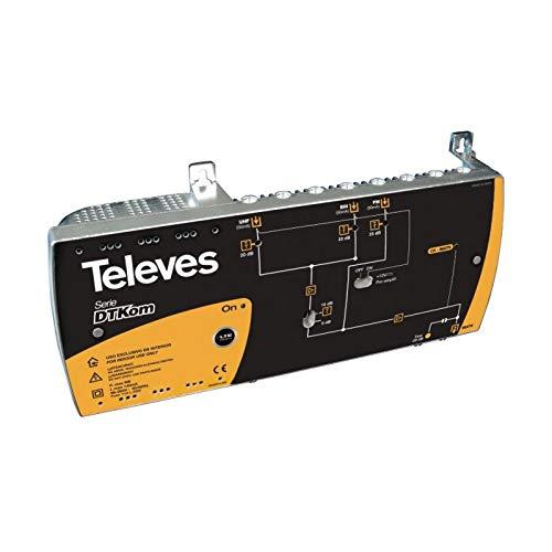 Televes-Amp dtkom matv 3e//1s f-fm-biii uhf