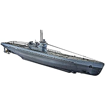 Revell Germany German Submarine Type IXC (U505 Late) Model Kit