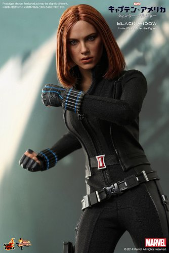 """41%2BdRg WlVL [Movie Masterpiece """"Captain America / Winter Soldier"""" 1/6 scale figure Black Widow (secondary shipments)"""