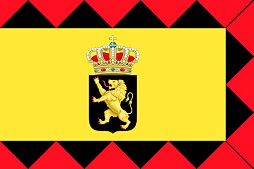magFlags Large Flag United States of Belgium | landscape fla