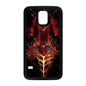 World of Warcraft Samsung Galaxy S5 Cell Phone Case Black J9919422