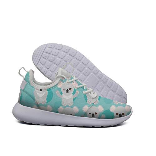 ERSER Lovey Lovey Bear Running Athletic Bear Koala Shoes Women Koala rPpwzqOr