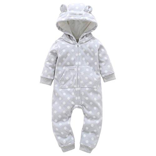 Infant Baby Personalized Fleece Sweatshirt - 3