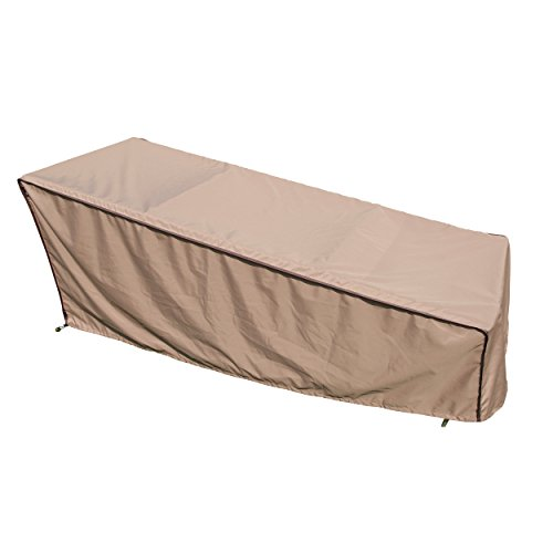 Jewe cc0702929tn patio furniture covers trueshade plus for Chaise covers outdoor furniture