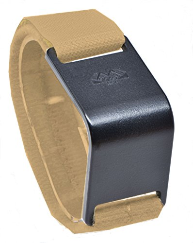 (M BRACE RCA Heavy Duty Carpal Tunnel Wrist Support (Regular, Two-Tone: Black Brace with Beige Strap))