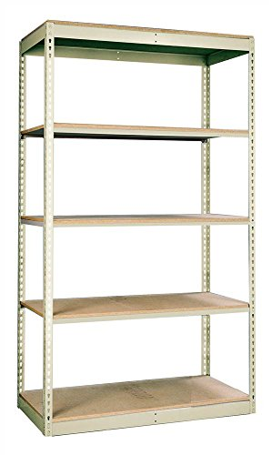 Single Rivet Shelving Units - 6