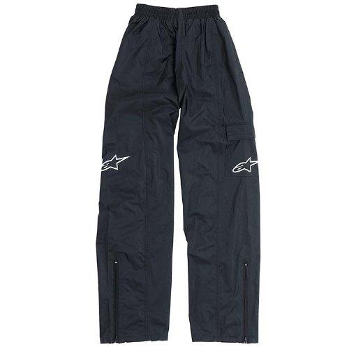Alpinestars RJ-5 Rain Pants - 3X-Large/Black