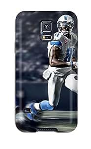 Fashion EBvShjv9760OqEiX Case Cover For Galaxy S5(calvin Johnson)