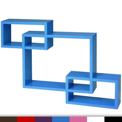 Miadomodo-Estantera-de-pared-de-diseo-con-3-cubos-Diferentes-colores-a-elegir