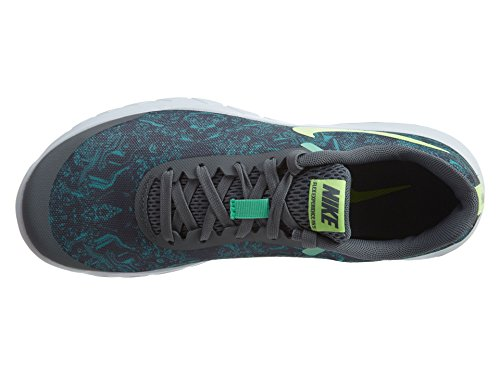 Nike 844673-002, Zapatillas de Trail Running para Mujer Gris (Cool Grey/Ghost Green-Green Glow-White)