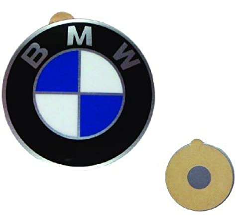 BMW Original Tapa del Centro de rueda adhesivos decorativos de emblemas 64,5 mm: Amazon.es: Coche y moto
