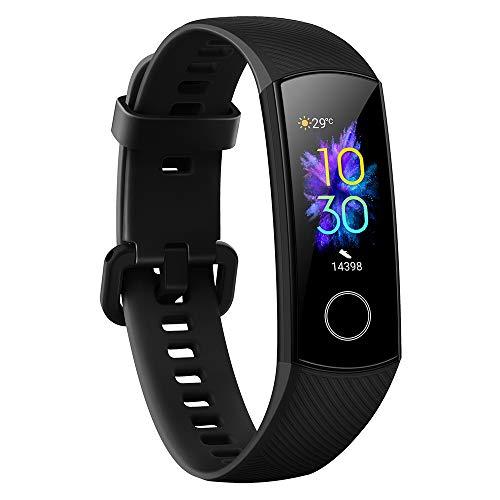 Honor Band 5 Fitness Armband Heart Rate 0,95 Inch Kleurrijk Amoled-display 5ATM Waterdicht Sportsporten Polshorloge…
