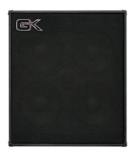 (Gallien-Krueger CX4x10 800-Watt, 4ohm, 4x10 Bass Amplifier Cabinet with Horn)