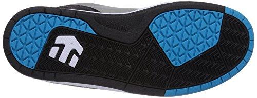 Etnies KORVER - Zapatillas De Skate de piel hombre gris - Grau (GREY/BLUE)