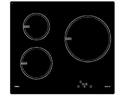 HDC lea301 placas de vitrocerámica: Amazon.es: Grandes ...
