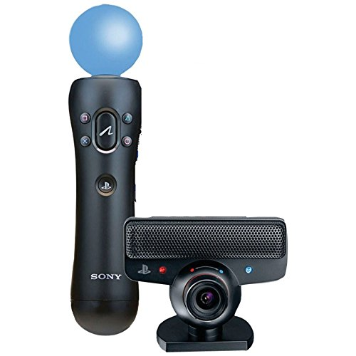 PlayStation 3 Eye Camera & Move Controller Bundle (Accessories)