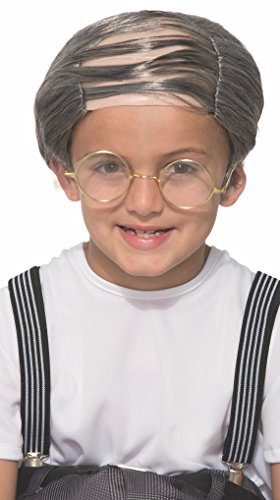 Forum Novelties Child's 78226 Uncle Bert Wig