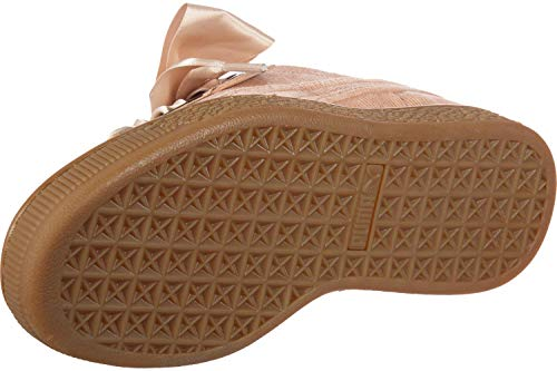 Rosa Zapatillas Mujer Heart Coral Puma Dusty Corduroy Basket q06A6FxP