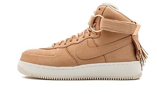 Nike Air Force En Hög Sl Vachetta Tan / Vachetta Tan-sai