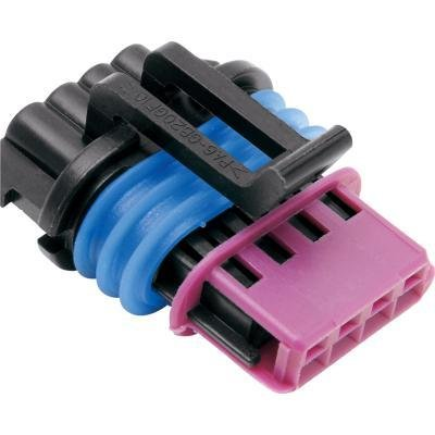 Namz Custom Cycle Delphi Connectors - Connects Ignition Coil, Idle Speed Sensor and Fuel (Idle Speed Sensor)