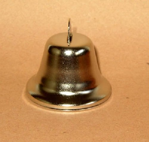 Creative Time Silver Tone Bells Create-A-Mission California Mission Miniatures 5327 (Bell Miniature)