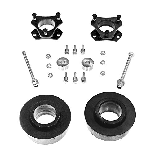 Fj Cruiser Leveling Kits (Pro Comp Suspension 65210K Level Lift Nitro Kit Lift Height 3 Inch Front 2 Inch Rear Strut Spacers Coil Spring Spacers Includes All necessary Hardware And Instructions Level Lift Nitro Kit)