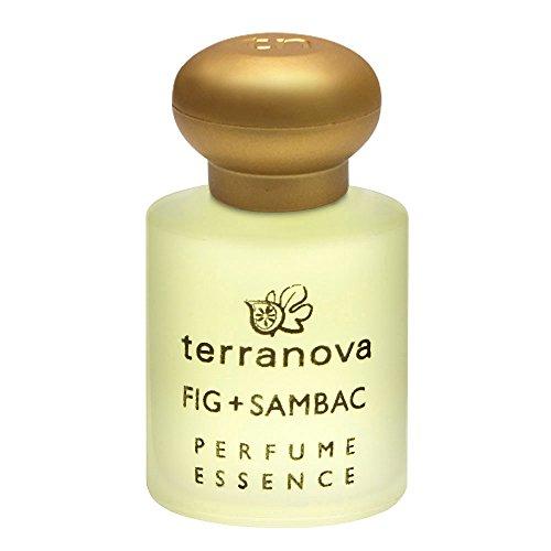 Terranova Perfume Essence, Fig/Sambac, 0.375 Fluid Ounce ()