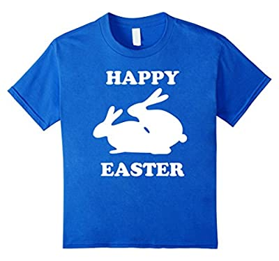 Happy Easter Day T-shirt Funny Easter Bunny Tee