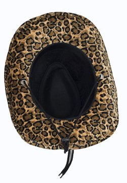 72bc8ac8cfadf ... Western Cowboys Hats for Men Women Ladies and Girls (Leopard Print).  🔍. Previous  Next