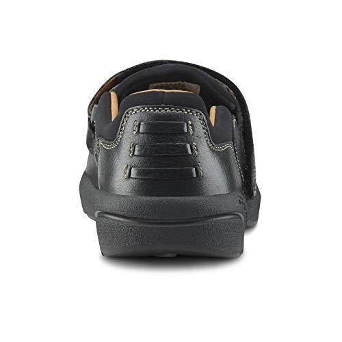 Dr Comfort Douglas Mens Casual Shoe Chestnut Size 10