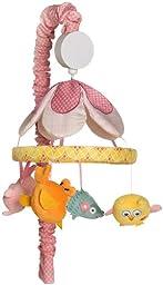Kids Line Dena Happi Tree Musical Mobile, Pink (Discontinued by Manufacturer)