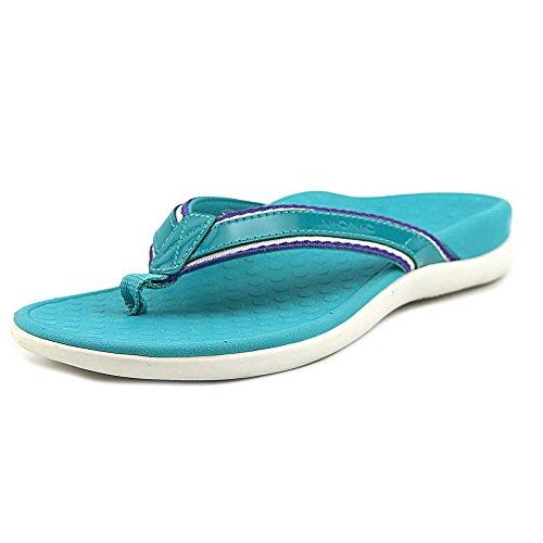 Vionic Womens Rest Islander Sport Teal Synthetic Sandals 39 EU