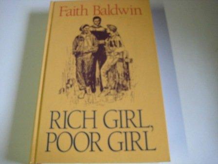 Rich Girl, Poor Girl (Thorndike Press Large Print Americana Series)