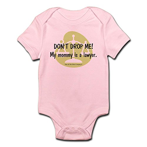 CafePress lawyer Infant Bodysu Bodysuit